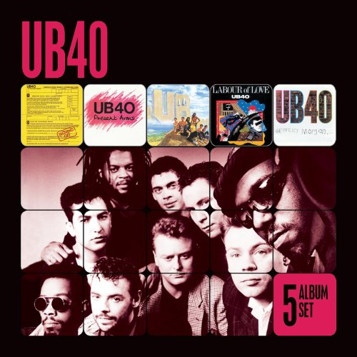 Ub40 - 5 Album Set - Zortam Music