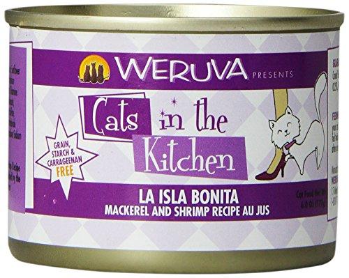 Weruva Cats in the Kitchen La Isla Bonita Cat Food (6 oz (24 can case)) (Recipes From La Isla compare prices)