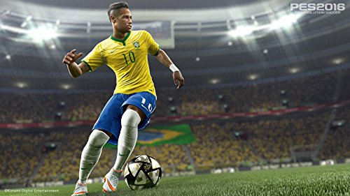 PES 2016 Pro Evolution Soccer UEFA EURO 2016 screenshot