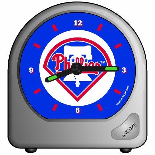 MLB Philadelphia Phillies Alarm Clock