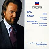 Ravel: Bolero; Debussy: Sarabande; Danse; Mussorgsky: Pictures At An Exhibition [Australia]
