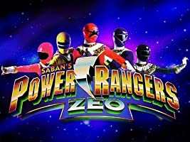 Power Rangers Zeo Season 1