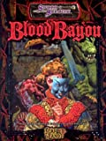 img - for Scarred Lands Blood Bayou (Scarred Lands D20) book / textbook / text book