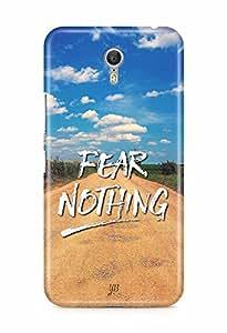 YuBingo Fear Nothing Designer Mobile Case Back Cover for Lenovo Zuk Z1
