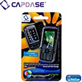 CAPDASE EMOBILE Pocket WiFi S S31HW / 日本通信 Huawei IDEOS BM-SWU300 Professional Screen Guard Aris 'Crystal Clear, Anti-Glare Protection' クリスタル・クリアー 液晶保護シート SPHUU8150-C
