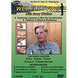 WET FLY TYING with Davy Wotton