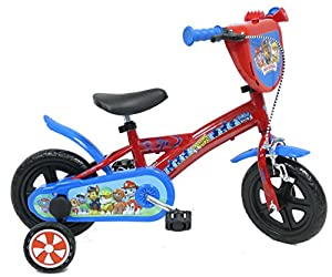 """10"""" Official Paw Patrol Bicycle"""