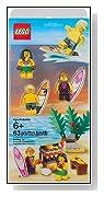 LEGO Minifigure Accessory Pack 850449 Hawaiian Luau