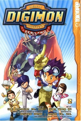 Digimon Zero 2, Vol. 2
