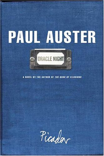 Oracle Night: A Novel, PAUL AUSTER