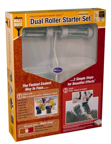 Wagner Spray Tech Corp 510161 WallMagic Dual Roller Starter Kit
