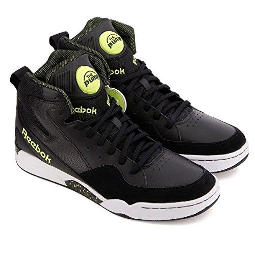Reebok, Sneaker uomo, Nero (nero), 42 EU / 8 UK / 9 US