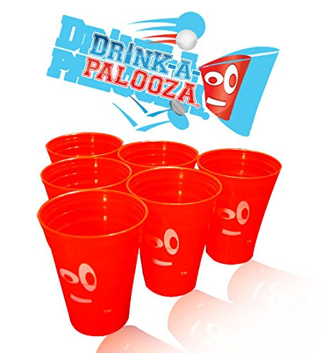 how to play beer pong flip cup