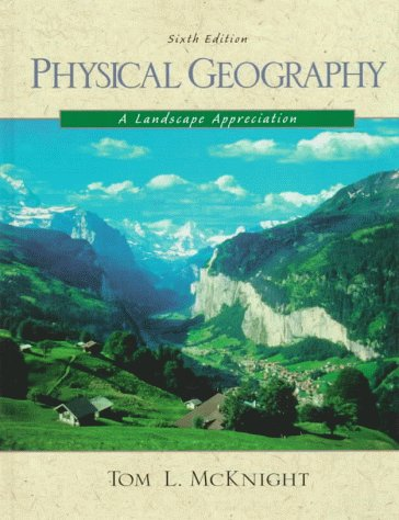 Image for Physical Geography: A Landscape Appreciation
