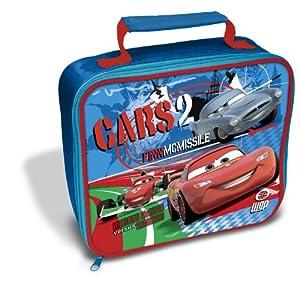 Disney Cars 2 Lunch Bag