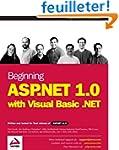 Beginning ASP.NET 1.0 with VB .NET