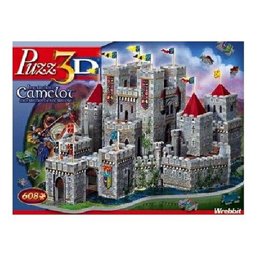 Cheap Hasbro 3D Camelot Castle Puzzle 608pc (B000BXM9XM)