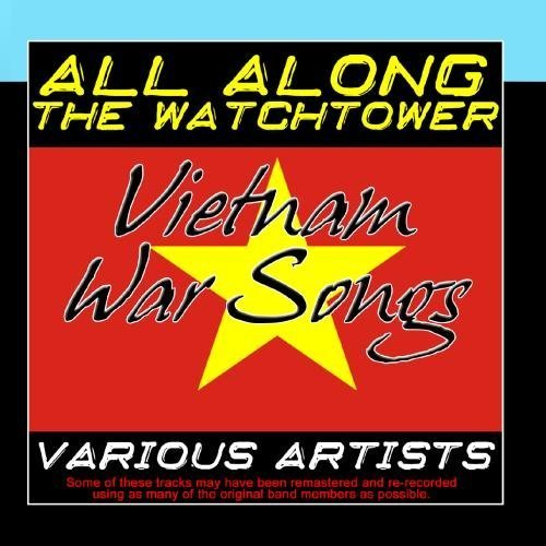 All Along The Watchtower - Vietnam War Songs by Various Artists [Music CD]