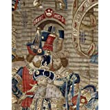 The War of Troy Tapestry, detail (Print On Demand)