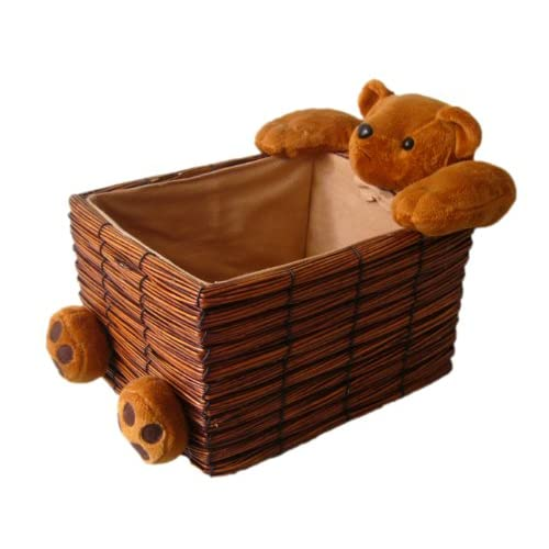 Empty Baby Gift Boxes Uk : Teddy bear baby shower empty diy gift basket
