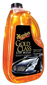 Meguiar's Gold Class Car Wash Shampoo and Conditioner, 64oz. from Meguiar's
