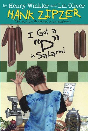 I Got a D in Salami #2 (Hank Zipzer)
