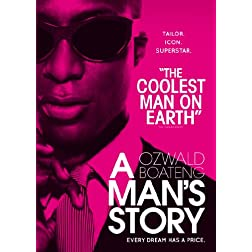 A Man's Story