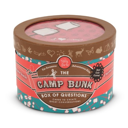 Melissa & Doug Camp Bunk Box of Questions - 1