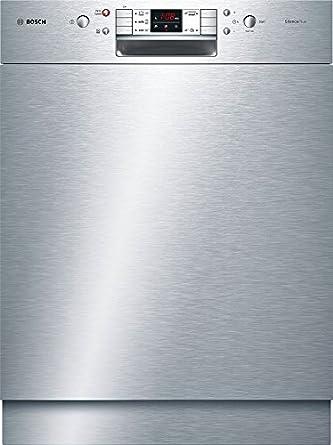 Bosch SMU53L15EU Unterbaugeschirrspüler / A++ A / 12 Maßgedecke / 46 db / Edelstahl / 3-fach Wasserschutz / Intensive Zone / 59.8 cm