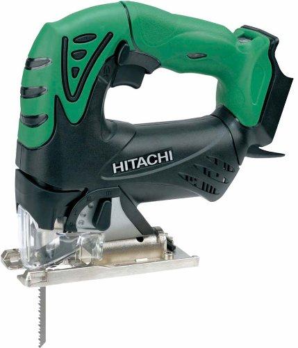 Hitachi CJ18DSL/L4 18V Jig Saw - Body Only (Slide On Battery)
