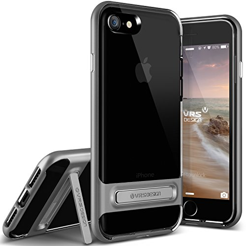 vrs-design-funda-iphone-7-crystal-bumpernegro-mate-transparente-caseshock-absorcion-coverkickstand-p