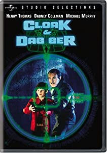 Cover of &quot;Cloak &amp; Dagger&quot;