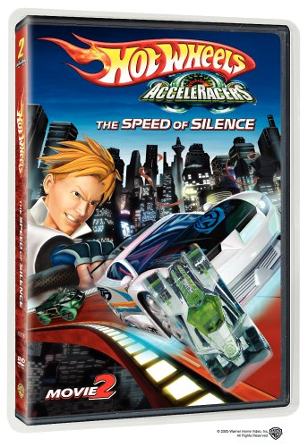 Hot Wheels Acceleracers, Vol. 2 - The Speed of Silence (with car)