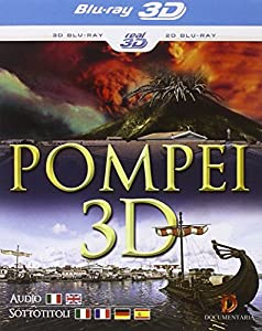 Pompei [3D Blu-ray] [IT Import]