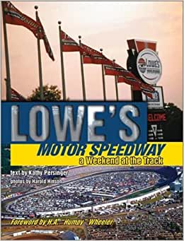 Flip to back flip to front for Lowe s motor speedway
