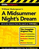 CliffsComplete A Midsummer Night s Dream (Cliffs Complete Study Editions)