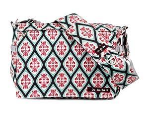 Ju-Ju-Be All Messenger Diaper Bag (Dreamy Diamonds)