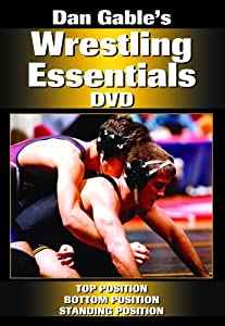 Dan Gable's Wrestling Essentials DVD (Region Free)