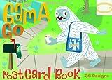 GAMA-GO Postcard Book