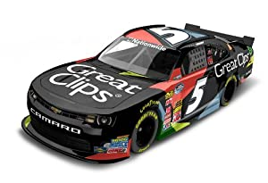 Lionel Racing Brad Sweet #5 Great Clips 2013 Chevy Camaro NASCAR Diecast Car, 1:64 Scale HT
