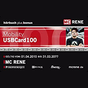 MC Rene - Alles auf eine Karte Hörbuch