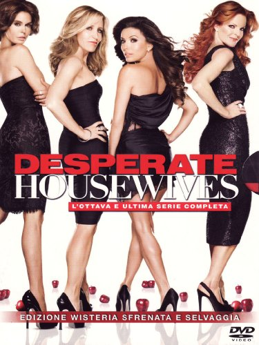 Desperate housewives Stagione 08 [6 DVDs] [IT Import]