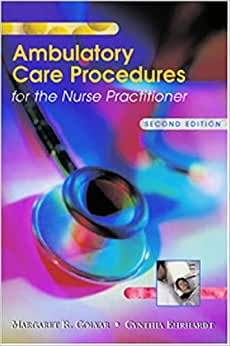 Ambulatory Care Procedures for the Nurse Practitioner: 9780803611238