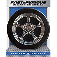 Fast & Furious 1-6 Collection [Blu-ray]