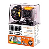 WASPcam Gideon Action Sports Camcorder with LVD Display Wrist Controller