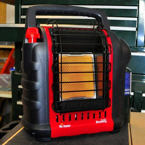 Mr Heater Portable Buddy Propane Heater At Competitive