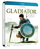 Gladiator STEELBOOK (Limited Edition Steel Book) [Double Blu-ray] IMPORT