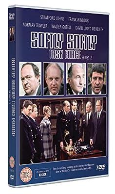 Softly Softly Task Force: Series 2 [DVD]