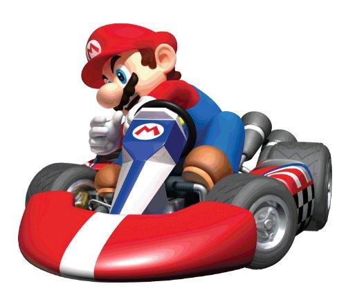 Inspirational Super Mario Mario Kart Wall Decal Cutout x