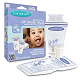 Lansinoh Breast Milk Storage Bags, 50-Count ~ Lansinoh